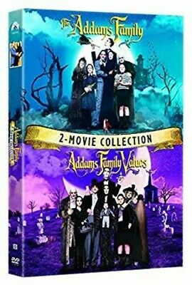 Addams Family / Addams Family Values DVD  Region 1 New & Sealed