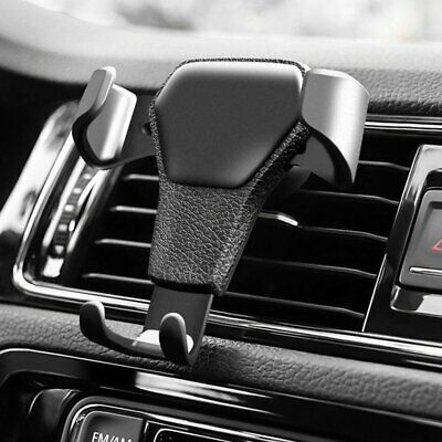 Car Phone Holder Mount Universal Air Vent Magnetic Mobile Fits Various Phones