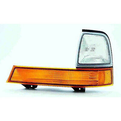 Aftermarket Replacement Driver Side Parking / Side Marker Light NSF 116-01288A