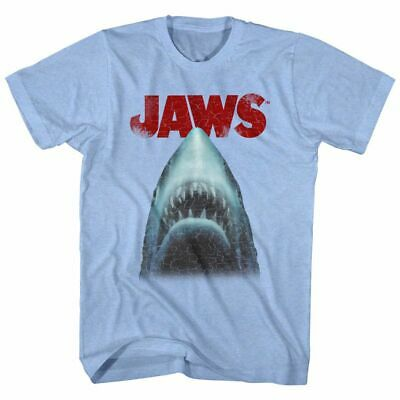 Jaws - Stressed Out - American Classics - Adult T-Shirt