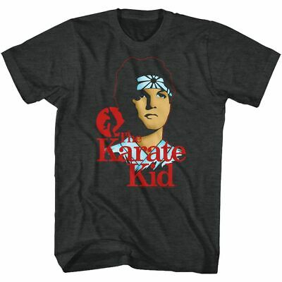 Karate Kid - Outline - American Classics - Adult T-Shirt