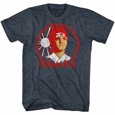 Karate Kid - Circle - American Classics - Adult T-Shirt
