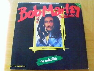 Bob Marley The Wailers - The Collection - Gatefold Double Lp / Album - Vg+ / Ex
