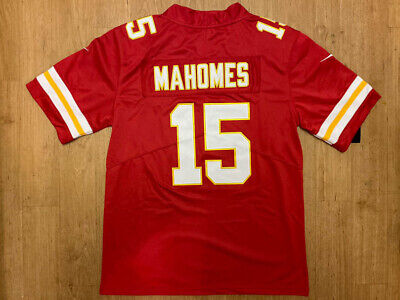 Vapor Limited PATRICK MAHOMES Kansas City Chiefs Jersey Color RED Men's & Youth