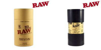 RAW Six Shooter | Cone Loader Filling Device | Fills 1,2,3, or 6 Cones at a...