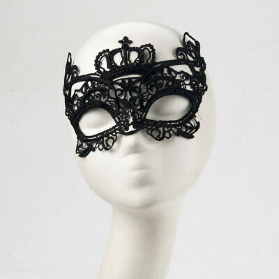 New Sexy Lace Flower Eye Face Mask Masquerade Ball Prom Halloween Costume Party