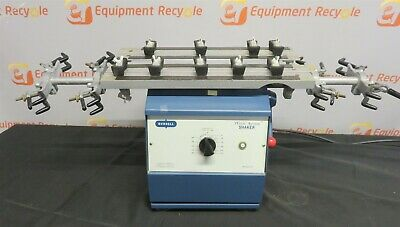 Burrell Wrist Action Shaker 75 Arms Laboratory Clamps Wrist-Action