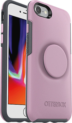 OtterBox Otter + Pop Symmetry Series Case for iPhone 8/7 Mauveolous - pink
