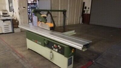 SCMI SI-16 WA Sliding Table Saw