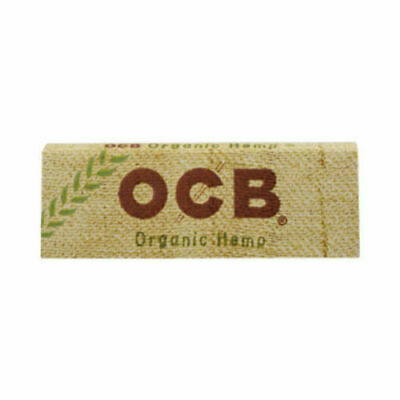 OCB Organic Hemp Cigarette Rolling Papers -  SHIPPING EVERY DAY FROM CANADA !!!