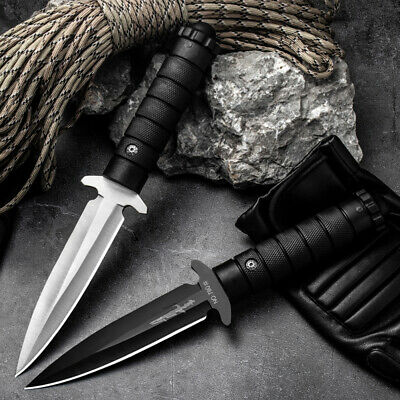 5CR13MOV Blade Fixed Hunting Knife Outdoor Knives Camping BOWIE LUGGAGE SURVIVAL