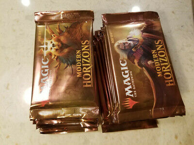 Magic the Gathering Modern Horizons Booster Packs SEALED (18 booster packs)