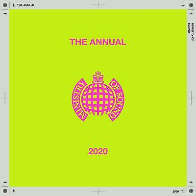 Ministry Of Sound The Annual 2020 Audio CD Format Various Performer 1 Nov. 2019