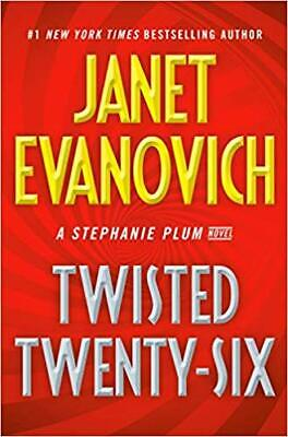 Twisted Twenty-Six by Janet Evanovich (2019, Digital)