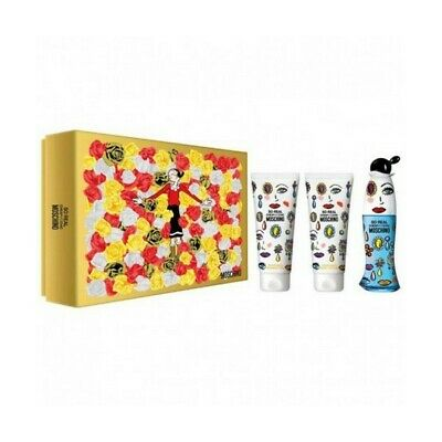 Parfumset voor Dames So Real Cheap & Chic Moschino (3 pcs)