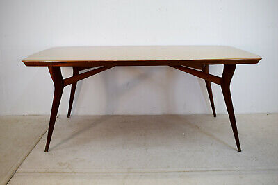 Italian Dining Table by Ico Parisi, 1950s
