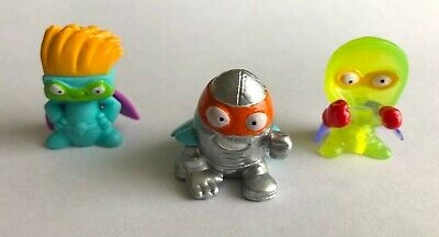 Superzings serie 2 RARE - Rocketball ( 96 ) and Spoonical (97) and Swiper (104)