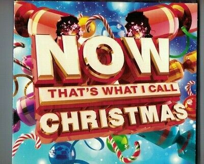 Now That's What I Call Christmas (CD, 2015, 3 Discs) 888751547223