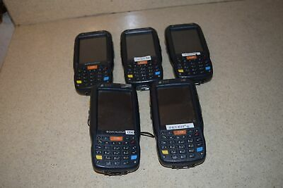 ^^ Datalogic Model Elf Type 00A0W1-1N0-Cen0 Handheld Scanner - Lot Of 5 (D1)