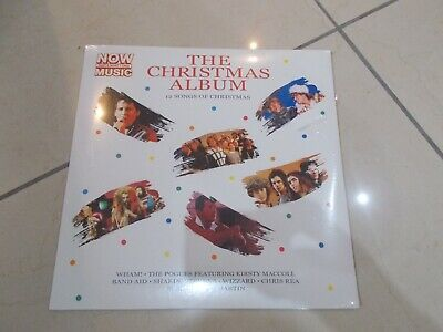 Now Thats What I Call Music The Christmas Album -LP  - VINYL -  New Sealed