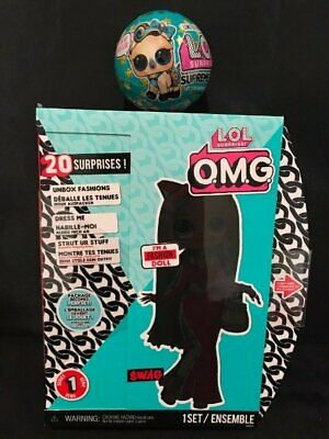 LOL Surprise! OMG Swag Fashion Doll Limited Editition Supreme Pet Lot Brand New