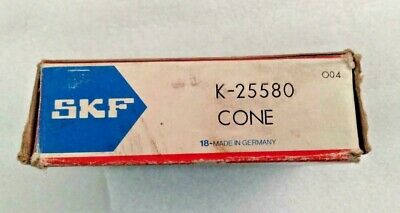 SINGLE CONE VNC 25580 TAPERED ROLLER BEARING Qty 8