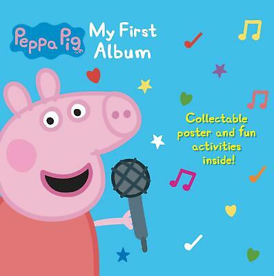 Peppa Pig My First Album Format Audio CD 28 Oct. 2019 Universal Pictures UK New