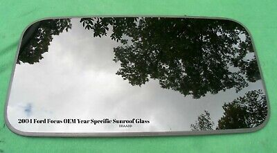 2001 LINCOLN TOWN CAR OEM FACTORY YEAR SPECIFIC SUNROOF GLASS  FREE SHIPPING!