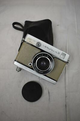 Retro Hanka Camera In Case