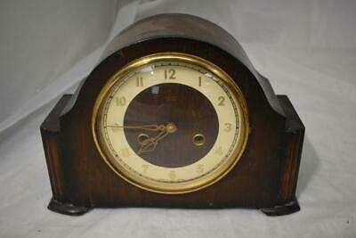 Vintage Smiths Enfield Art Deco Dome Mantel Clock (think circa 1940-1960s?)
