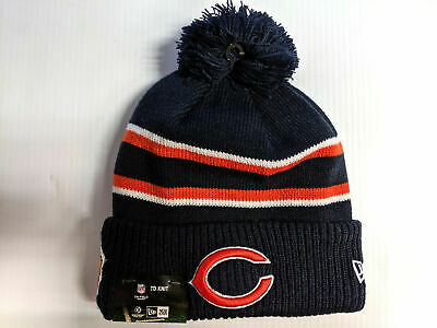 Chicago Bears Knit Hat New Era 2019 On Field Thanksgiving Day Cap NFL