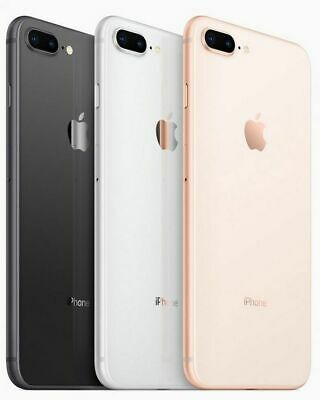 Apple iPhone 8 - 64GB 256GB Gray/Silver/Gold Factory Unlocked IOS Smart Phone