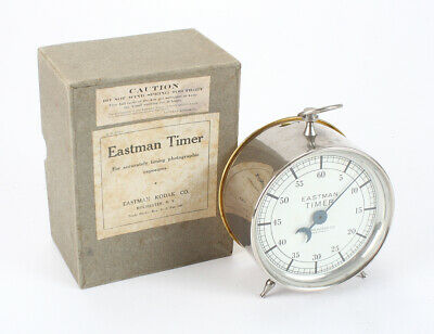 KODAK EASTMAN TIMER, BOXED, DEFECTIVE, FOR DISPLAY ONLY/cks/198177