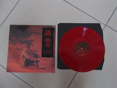 Lewis Capaldi -  Divinely Uninspired To A Hellish Extent -  Red Colour Vinyl  LP