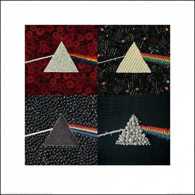 61cm x 91.5cm Dark Side Of The Moon Pink Floyd Maxi Poster 0239