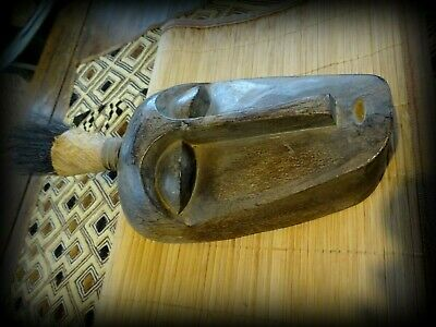 A Decorative Well carved Ethnic Wooden Tribal Mask