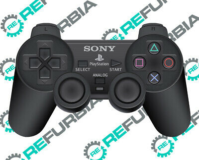 Original Sony PS3 - Controller DualShock 3 schwarz  - Playstation 3