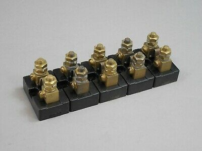 LOT of 5 Empro MLA-100 Fuse 125MV Shunt - NEW