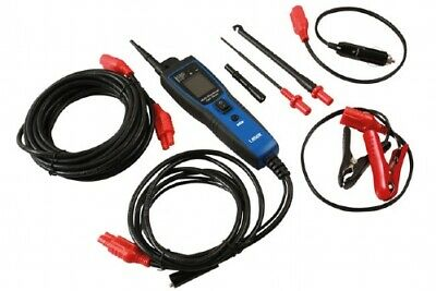 Multi Function Power Probe & Automotive Tester Tool With Colour Screen 12-24V