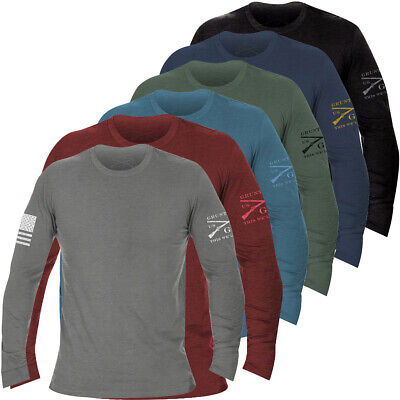Grunt Style Basic Long Sleeve T-Shirt