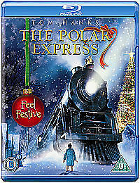 The Polar Express [Blu-ray] [2004] [Region Free], New, DVD, FREE & FAST Delivery