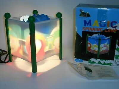 SOUTH PARK Magic Spinning Lamp w/ Box ~ Comedy Central TV Promo ~ RARE