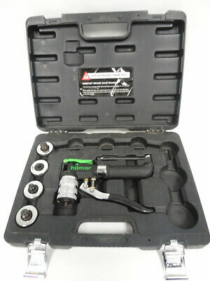 Hilmor  Compact Swage Tool Kit   W/Case   8/B19615A