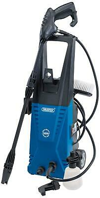 Draper 83406 Pressure Washer with Total Stop Feature (1700W)