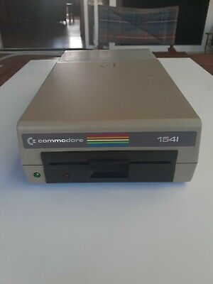 Commodore 64 1451 Disk Drive 5-1/4 inch disk