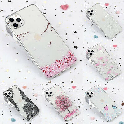Case For iPhone 11 Pro Max 6S 5S Ultra Slim Phone Skin Silicone Gel Cover Bumper