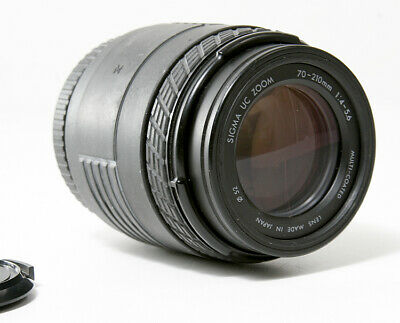 TAMRON 70-220 F4 Lens M42 Screw Mount W CAPS UV /& 81A Filters