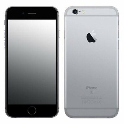 Apple iPhone 6S A1688 16GB iOS Mobile Smartphone Camera Space Grey Unlocked;;;
