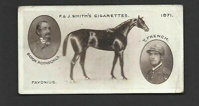 Smith - Derby Winners - #8 Favonius