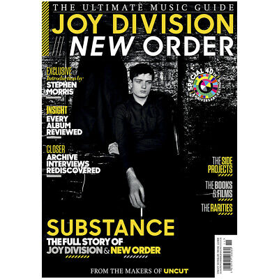 Joy Division/New Order - The Uncut Ultimate Music Guide Special Anniversary Edtn
